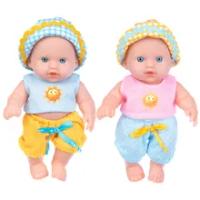 2021 8Inch Full Body Silikon Reborn Bayi 20Cm Boneka Mainan Mandi Manusia Hidup Baru Lahir Bayi Boneka