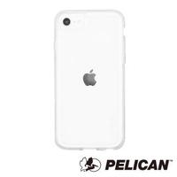 【PELICAN】美國 Pelican 派力肯 iPhone SE 第2代 防摔手機保護殼 Adventurer 冒險家 - 透明