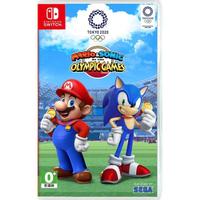 【Nintendo 任天堂】NS  Switch 瑪利歐&索尼克AT東京奧運(–中文版)