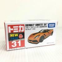 【Fun心玩】TM 031-C2 102694 麗嬰 日本 多美 TOMICA 雪佛蘭 Corvette ZR1 初回
