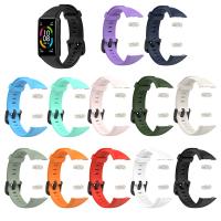 Huawei honor band6 錶帶 華為 Honor Band 6 Band6 智能手錶腕帶 更換 矽膠 運動