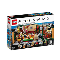 【Lego】正品 樂高 LEGO 21319 老友記 中央公園咖啡館 積木 玩具禮物