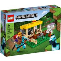 [想樂]全新 樂高 LEGO 21171 Minecraft 馬廄