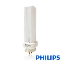 飛利浦PHILIPS PL-BB 27W 4P 田字型 省電型燈管 白/黃光 3入