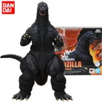 Bandai Spirits S.h.monsterarts Tamashi Nations Godzilla Vs. Biollante Gojira 1989 King of Monsters Shf Action Figure Kids Toys