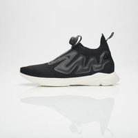 【REEBOK】PUMP SUPREME STYLE UNISEX 黑 男鞋 充氣鞋帶(CN1878)