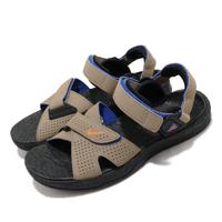 【NIKE 耐吉】涼鞋 ACG Air Deschutz 男鞋 輕便 舒適 戶外 魔鬼氈 夏日 穿搭 棕 黑(CT3303-200)