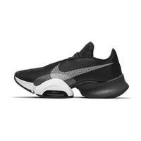 【NIKE 耐吉】Zoom SuperRep 2 男鞋 氣墊 舒適 避震 健身房 運動 球鞋 黑 白 訓練鞋(CU6445003)