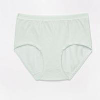 【華歌爾】新伴蒂系列 M-LL中腰舒適小褲(淺水藍)
