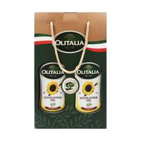 奧利塔-頂級葵花油1公升雙入禮盒組
