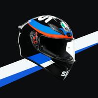任我行騎士部品 AGV K1 選手彩繪 VR46 Sky Racing Team 全罩安全帽 單鏡片 輕量化 K-1