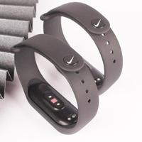 小米手環3/4/5腕帶nfc版表帶通用可愛卡通科比透氣款個性潮