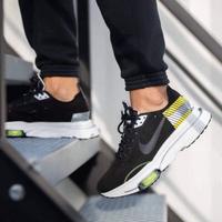 【滿額↘現折$200】【NIKE】AIR ZOOM TYPE N354 男鞋 休閒鞋 黑白 螢光綠 反光 結構鞋 氣墊 情侶鞋 熱門款 DB5459-001【勝利屋】