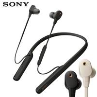 【送皮質收納袋】SONY WI-1000XM2 主動降噪頸掛入耳式耳機