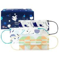 盛籐 成人平面醫療用口罩(1盒30入) 幾何系列組 MD雙鋼印【小三美日】DS001390