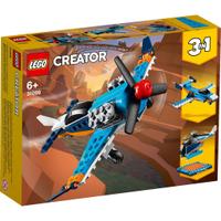 LEGO 樂高 31099 螺旋槳飛機