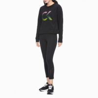 Calvin Klein CK 女士 Monogram Pullover Sweatshirt 4WS0W3080
