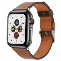 Cinturini สำหรับ Apple นาฬิกา Series 5 44Mm Correa หนังสำหรับ Applewatch Iwatch 42มม.40มม.38มม.สาย Serie 4 3 2