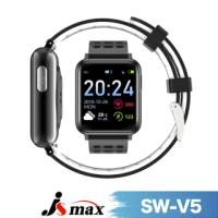 【JSmax】JSmax SW-V5 AI人工智能健康管理手錶(血氧監測)