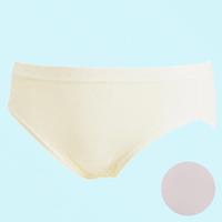 【華歌爾】新伴蒂系列 M-LL中高腰舒適小褲(淺粉紅)