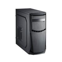 LiDex 特警 黑化 ATX 電腦機殼