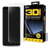 【HODA】華為 HUAWEI P40 Pro / P40 Pro+ 3D防爆9H鋼化玻璃保護貼(UV膠全貼合隱形滿版)