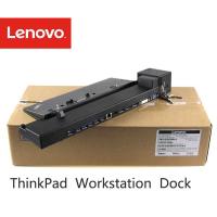 Lenovo ThinkPad P50 P51 P70 P71 DP HDMI 工作站擴充底座 /全新 40A50230