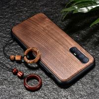 適用于oppo reno3 pro手機殼5g木質手機套reno 2 Ace全包10倍變焦10x磨砂Findx防滑r15男女保護套renoZ花梨木