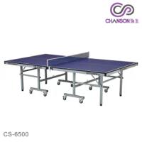 【強生CHANSON】CS-6500 標準規格桌球桌(桌面厚度22mm)