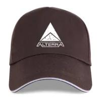 New Men Baseball cap ALTERRA subnautica white logo Women