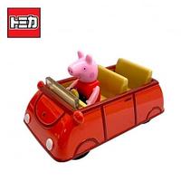 【領券滿額折50】《 TOMICA 多美小汽車》Dream騎乘系列 佩佩豬 東喬精品百貨