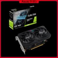 Asus DUAL-GTX1650-O4GD6-MINI OC Edition Graphics GeForce® GTX 1650 4GB GDDR6 DP DVI Gaming Video Card