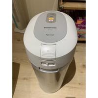 [二手免運]Panasonic MS-N53 溫風式廚餘處理機 廚餘機 日本 國際牌 除菌