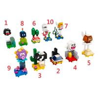 【翰維貿易】 正版 現貨 免運 LEGO 71361 71386 瑪利歐 樂高 人偶包 指定人偶 第一代 第二代