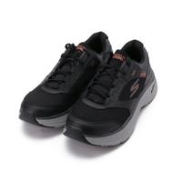 SKECHERS 慢跑系列 GORUN MAX CUSHIONING ARCH FIT 綁帶運動鞋 黑灰 220198BKGY 男鞋