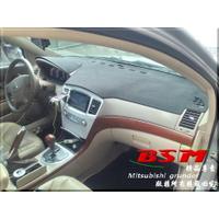BSM 專用仿麂皮避光墊 三菱 Mitsubishi Grunder
