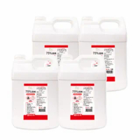 【HAPPY HOUSE】75%酒精防護清潔液4L_4瓶(環境清潔4000ML)