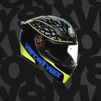 任我行騎士部品 AGV K1 選手彩繪 SPEED 46 全罩安全帽 單鏡片 輕量化 通風 K-1