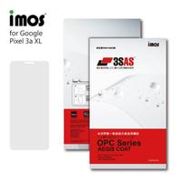 【iMos】Google Pixel 3a XL(3SAS 螢幕保護貼)