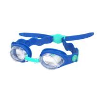 【SPEEDO】幼童運動泳鏡-小鱷魚-游泳 戲水 海邊 蛙鏡 藍綠(SD808382D660)