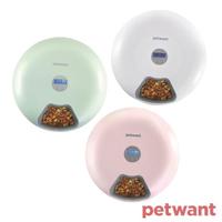 【PETWANT】甜甜圈六餐餵食器 F6-TW(環保版)