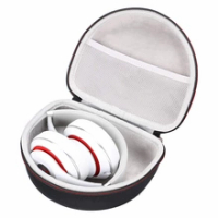 New Hard Case for Over-Ear Beats Studio/Pro & Beats Solo 2/Solo 3 Wireless Headphone and Sennheiser Momentum Wireless Headphone
