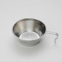 [阿爾卑斯戶外] UNRV可堆疊 不鏽鋼 大口碗 / 中口碗 DD0070