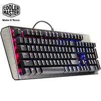 【CoolerMaster】Cooler Master CK550 機械式 RGB 電競鍵盤 紅軸(CK550)