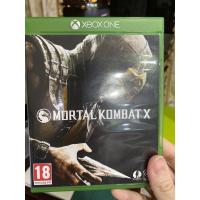 二手遊戲片 真人快打X -英文美版Mortal Kombat X X1 真人快打10 Xbox one  原版片