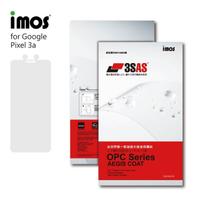 【iMos】Google Pixel 3a(3SAS 螢幕保護貼)