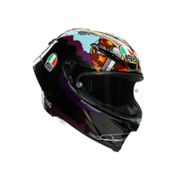 任我行騎士部品 AGV PISTA GP RR MORBIDELLI MISANO 2020 全罩 全碳纖維 限量發售