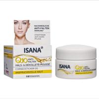 [預購]🇩🇪德國 ISANA Q10膠原蛋白緊緻美頸霜-50ml