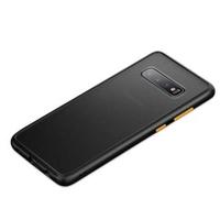 【IN7】膚感系列 Samsung S10 6.1吋 半透明磨砂款 防摔手機保護殼(TPU+PC背板 吊飾孔 防摔防撞)