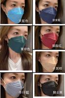 星安 KF94 韓版口罩(台灣製造.一盒25入)